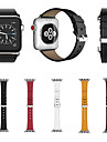 For Apple Watch Series 3 2 1 Genuine Leather Replacement Strap Wrist Bands 38 42mm