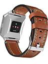 Ремешок для часов для Fitbit ionic Fitbit Спортивный ремешок Натуральная кожа Повязка на запястье