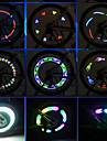 Светодиодная лента Светодиодная лампа LED Велоспорт Портативные Легкость AAA Люмен Батарея Велосипедный спорт