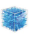 Magične kocke 3D labirint puzzle Igračke za kućne ljubimce Kreativan Zgodan Zabava Moda Prijatelji Kvadratnog oblika 3D kružni uvijanje 1