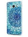 Coque Pour Samsung Galaxy Strass Motif Coque Mandala Flexible TPU pour J7 V J7 Perx J7 (2017) J7 (2016) J7 J5 (2017) J5 (2016) J5 J3 Pro