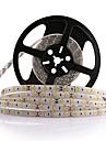 5 m Sets de Luces 300 LED 5630 SMD Blanco Calido / Blanco Cortable / Impermeable / Decorativa 12 V 1 juego / IP65 / Conectable / Auto-Adhesivas