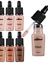 6 Foundation Concealer/Contour BB Cream Wet Whitening Wrinkle Reduction Moisturizing Nutrients Skin Rejuvenation Oil-control Long Lasting