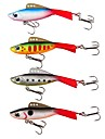 1 pcs Shad Copper Alloy Sea Fishing Freshwater Fishing Trolling & Boat Fishing General Fishing Lure Fishing Bass Fishing Carp Fishing