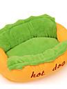 Cat Dog Beds Pet Mats & Pads Color Block For Pets