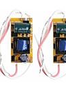 Sencart 2Pcs 4-7W 300mA 4-7x1W Led Driver 4-7W Power Supply AC 85 V - 265 V