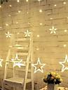 3m 12 звезд огни рождество Хэллоуин декоративные огни праздничные полосы огни со звездами (220v)