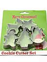 Формы для нарезки печенья Прочее Для Cookie Японская нержавеющая сталь Инструмент выпечки Творческая кухня Гаджет