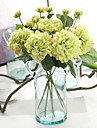 Artificial Flowers 1 Branch Modern / Contemporary Daisies Tabletop Flower