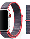 Watch Band for Apple Watch Series 3 / 2 / 1 Apple Modern Buckle Nylon Wrist Strap
