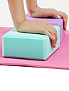 Yoga Blocks Odor Free Eco-friendly Non Toxic EVA (1/8 inch) 3.5 mm for