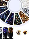 Joias de unha Nail Glitter Luxo Acessorios Fashion Alta qualidade Diario Nail Art Design