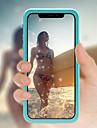 케이스 제품 Apple iPhone X iPhone 8 충격방지 방수 반투명 전체 바디 케이스 한 색상 하드 플라스틱 용 iPhone X iPhone 8 Plus iPhone 8 iPhone 7 Plus iPhone 7