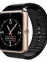 Herre Dame Sportsklokke Moteklokke Digital Watch Digital Laer Svart / Roed Bluetooth Kalender Selvlysende Digital Fritid Mote - Svart Soelv Roed