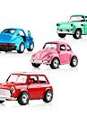 Sound light Collection Brinquedos Car Vehicle Toys Petites Voiture Voiture Classique Musique Vehicules Automatique Exquis Alliage de metal Enfant Garcon Fille Jouet Cadeau 1 pcs