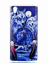 Case For Sony Xperia XA Xperia L1 Pattern Back Cover Animal Soft TPU for Xperia XZ1 Compact Sony Xperia XZ1 Sony Xperia XA1 Sony Xperia
