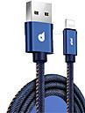 Подсветка Адаптер USB-кабеля Быстрая зарядка Высокая скорость Кабель Назначение Macbook iPad iPhone MacBook Air MacBook Pro 188 cm холст