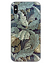 Case For Apple iPhone X iPhone 8 Pattern Back Cover Plants Soft TPU for iPhone X iPhone 8 Plus iPhone 8 iPhone 7 Plus iPhone 7 iPhone 6s