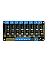 Keyestudio Eight Channel Solid-State Relay Module for Arduino