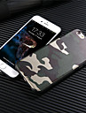 Coque Pour Apple iPhone 8 iPhone 8 Plus Depoli Coque Camouflage Flexible TPU pour iPhone X iPhone 8 Plus iPhone 8 iPhone 7 Plus iPhone 7