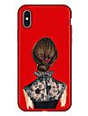 Coque Pour Apple iPhone X iPhone 8 Plus Motif Coque Femme Sexy Bande dessinee Flexible TPU pour iPhone X iPhone 8 Plus iPhone 8 iPhone 7
