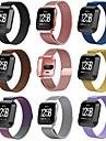 Ремешок для часов для Fitbit Versa Fitbit Миланский ремешок Нержавеющая сталь Повязка на запястье