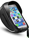 Mobitel Bag 6 inch Touch Screen, Vodootporno, Prijenosno Biciklizam za iPhone 8/7/6S/6 / iPhone X / Samsung Galaxy S8+ / Note 8 Crn
