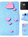 Case For Apple iPad mini 4 / iPad Pro 9.7 Flip Full Body Cases Heart Hard PU Leather for iPad Air / iPad 4/3/2 / iPad Mini 3/2/1