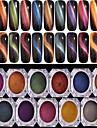 1pc Glitter νυχιών Στυλάτο Σχεδίαση Νυχιών