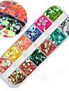 1pc Nail Glitter glitters Nail Art Design