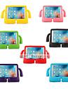 Capinha Para Apple iPad Mini 4 iPad Mini 3/2/1 iPad 4/3/2 iPad Air 2 iPad Air Antichoque Segura Para Criancas Capa Protecao Completa Cor