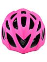 Adulți biciclete Casca 20 Găuri de Ventilaţie CE Rezistent la Impact Lumina Greutate Ventilație EPS Sport Ciclism / Bicicletă Camping - Galben Fucsia Albastru Unisex / Modelată integral