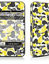 1개 스킨 스티커 용 스크래치 방지 로리타 패턴 울트라 씬 PVC iPhone 4/4s