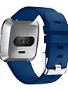 Watch Band for Fitbit Versa Fitbit Modern Buckle Silicone Wrist Strap