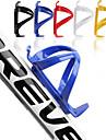 Fahhrad Flaschenhalter Tragbar Schuetzend Langlebig Fuer Radsport Rennrad Gelaenderad Outdoor UEbungen Kunststoff Orange Rot Blau 1 pcs