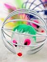 Интерактивный / Игрушки с писком Подходит для домашних животных Плюш Назначение Собаки / Кролики / Коты