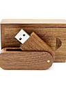 Ants 16GB usb flash drive usb disk USB 2.0 Wooden / Bamboo Rotating