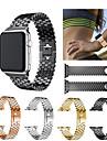 Ремешок для часов для Apple Watch Series 4/3/2/1 Apple Спортивный ремешок Нержавеющая сталь Повязка на запястье