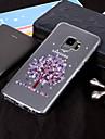 Etui Käyttötarkoitus Samsung Galaxy S9 Plus / S9 IMD / Läpinäkyvä / Kuvio Takakuori Puu Pehmeä TPU varten S9 / S9 Plus / S8 Plus