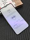 화면 보호기 용 Apple iPhone X 안정된 유리 1개 화면 보호 필름 9H강화 / 블루라이트 차단 보호 필름 / 3D커브 엣지