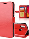 Case For Xiaomi Mi 8 / Mi 8 SE Wallet / Card Holder / Flip Full Body Cases Solid Colored Hard PU Leather for Xiaomi Redmi Note 5A / Xiaomi Redmi Note 5 Pro / Xiaomi Redmi Note 5