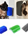 Cats Cleaning Brush washable / Case Included Gray / Green / Blue
