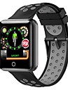 BoZhuo q18 Unisex Smart rannerengas Android iOS Bluetooth Urheilu Vedenkestävä Sykemittari Verenpaineen mittaus Poltetut kalorit Sekunttikello Askelmittari Puhelumuistutus Sleep Tracker sedentaarisia