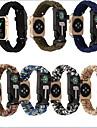 Bracelet de Montre  pour Apple Watch Series 4/3/2/1 Apple Bracelet en Cuir / Outils DIY Nylon Sangle de Poignet