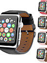 Watch Band for Apple Watch Series 4/3/2/1 Apple Leather Loop Genuine Leather Wrist Strap