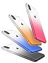 fodral Till Apple iPhone X / iPhone 8 / iPhone 8 Plus Dammtät Skal Färggradient Mjukt TPU för iPhone X / iPhone 8 Plus / iPhone 8
