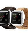 Klokkerem til Fitbit Blaze Fitbit Laerrem Ekte laer Haandleddsrem