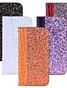 Carcasă Pro Samsung Galaxy S9 / S8 Pouzdro na karty / se stojánkem / Flip Celý kryt Třpytivý Pevné PU kůže pro S9 / S9 Plus / S8 Plus