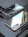 غطاء من أجل Huawei P20 / P20 Pro مغناطيس غطاء كامل للجسم لون سادة قاسي زجاج مقوى إلى Huawei P20 / Huawei P20 Pro