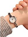 Damen Armbanduhr Quartz Edelstahl Silber / Rotgold 30 m Wasserdicht Kreativ Analog-Digital damas Retro Modisch - Silber Rotgold
